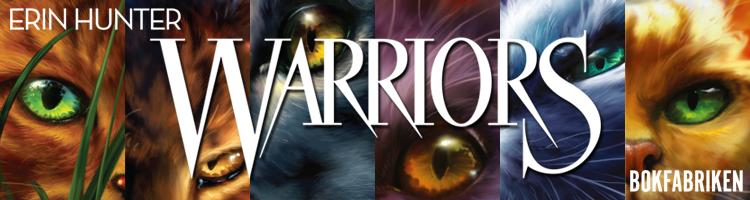 Alla delarna i Warriors-serien!