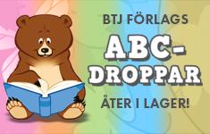 ABC-droppar från BTJ Förlag