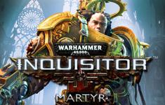Warhammer 40.000 - Inquisitor Martyr