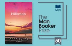 Milkman av Anna Burns