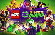 Lego DC - Super Villains