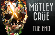Mötley Crue - The End