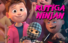 Rutiga ninjan