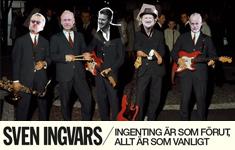Sven-Ingvars - Ingenting är som förut, allt är som vanligt