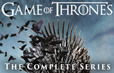Game of Thrones - Hela serien