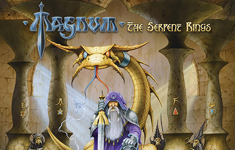 Magnum - The Serpent Rings