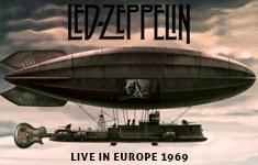 Led Zeppelin - Live in Europe 1969