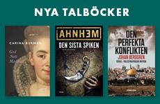 Se alla nya talböcker!