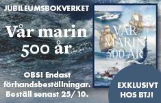Vår marin 500 år