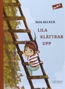 Lila klättrar upp