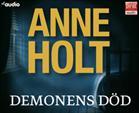 Demonens död : en Hanne Wilhelmsen-deckare